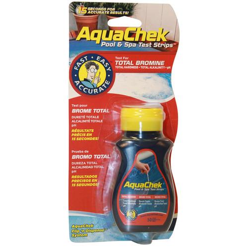 Water Testing strips (AquaChek Red/Bromine)