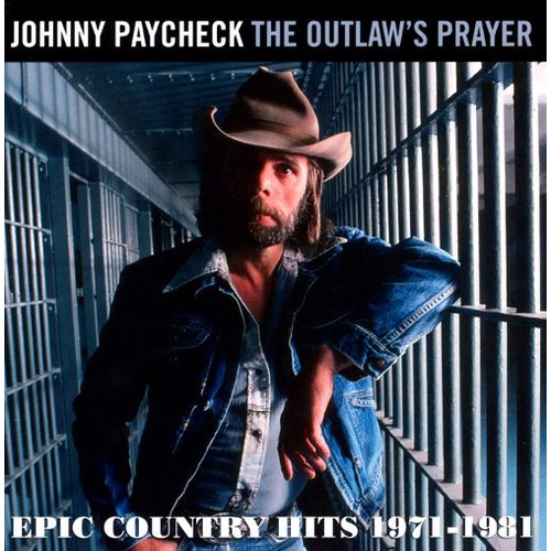 The Outlaw's Prayer: Epic Country Hits 1971-1981 [CD]
