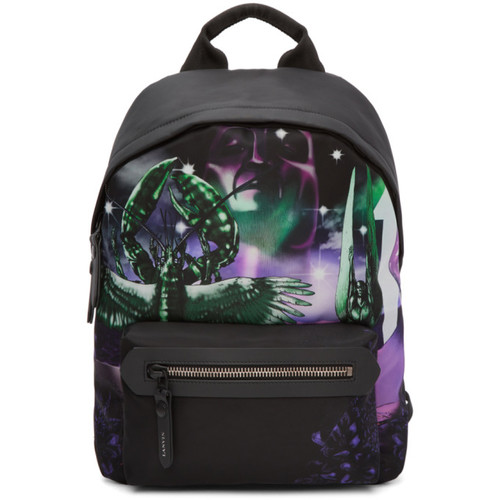 Black Lobster Dune Backpack