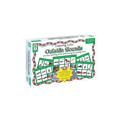 Listening Lotto: Outside Sounds: Key Education Publishing: Toys & Games [1]