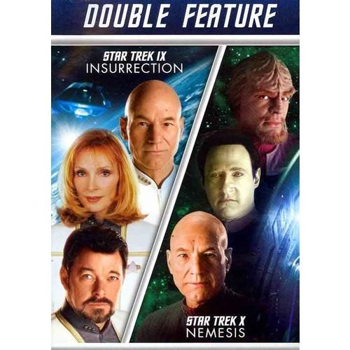 Star Trek IX: Insurrection/Star Trek X: Nemesis (DVD)