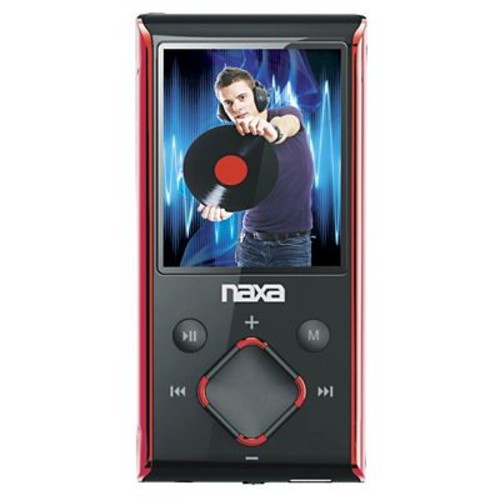 Naxa NMV-173-Portable Media Player With 1.8