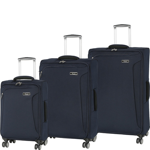 it luggage Tex-Lite 3 Piece Expandable Spinner Luggage Set