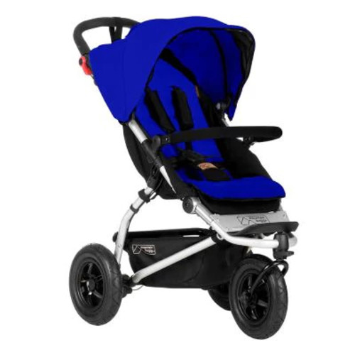 Mountain Buggy Swift Compact Stroller, Marine [Marine]