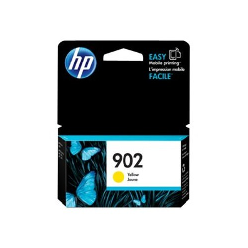 HP Inc. 902 - Yellow - original - blister - ink cartridge - for Officejet 6954, 6962; Officejet Pro 6974, 6975, 6979 (T6L94AN#140)