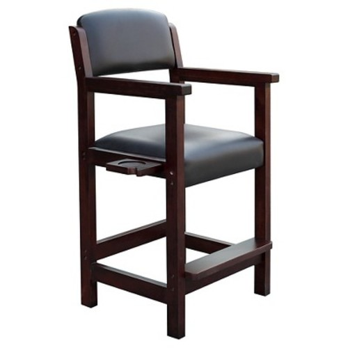 Hathaway Cambridge Spe-Countator Chair - Rich Mahogany Finish