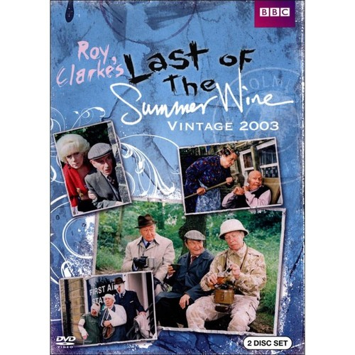 Last of the Summer Wine: Vintage 2003 [2 Discs] [DVD]