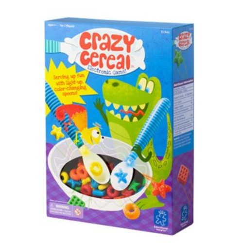 Educational Insights Crazy Cereal Game