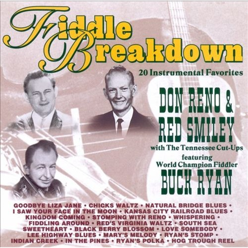 Fiddle Breakdown: 20 Instrumental Favorites [CD]