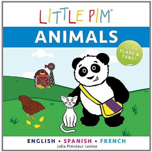 Little Pim: Animals (Little Pim Fun With Languages)