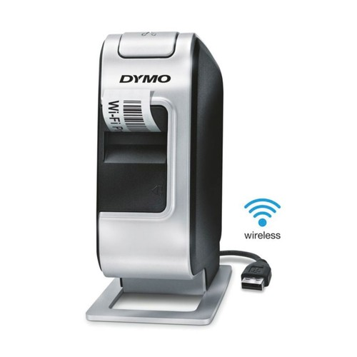 DYMO LabelManager 1812570 Wireless Plug N Play Label Maker Up to 1/4