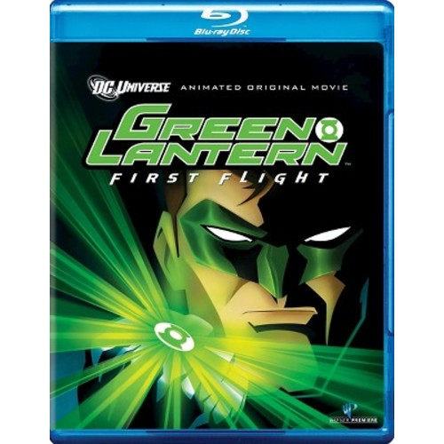 Green Lantern: First Flight [Blu-ray] WSE DD5.1/DTHD
