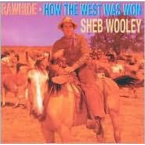 Rawhide/how The West Was Won CD