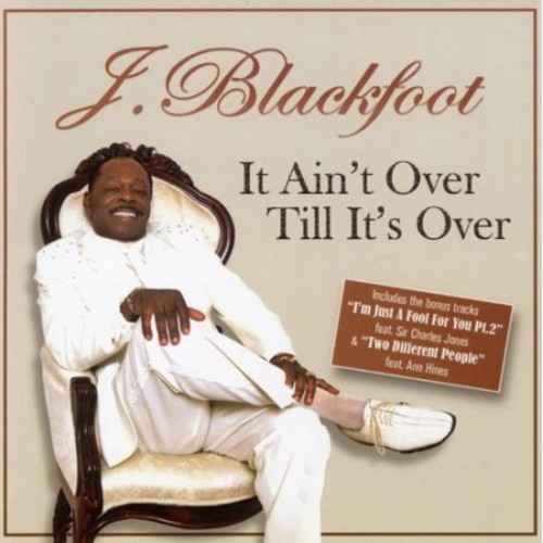 It Ain't Over Till It's Over [CD]