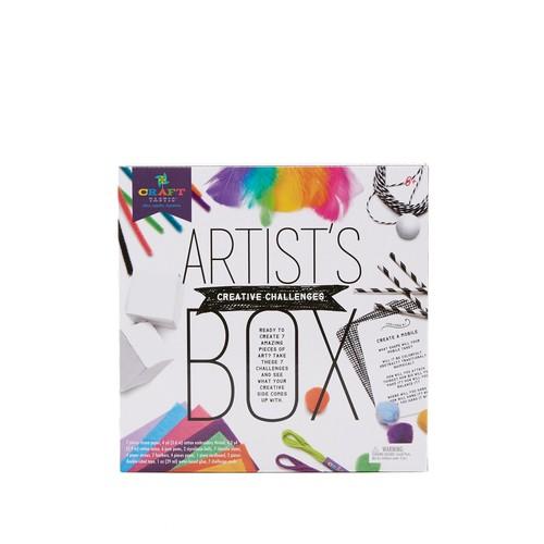 CRAFT-TASTIC Artists Box