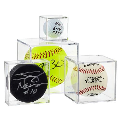 Golf Ball Display Cube