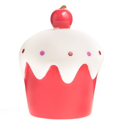 Top Paw Birthday Cupcake Dog Toy - Squeaker