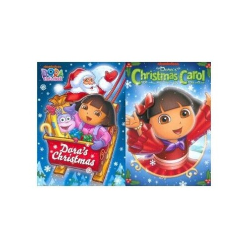 Dora the explorer:Dora's christmas ca (DVD)