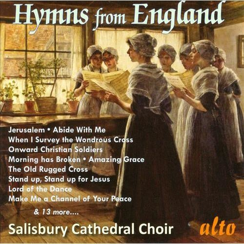 Hymns From England - CD
