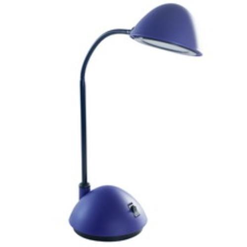 Lavish Home Bright Energy Saving LED Desk Lamp 21in., Purple