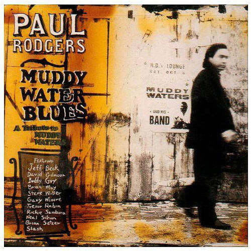 Muddy Water Blues A Tribute To Muddy CD (2002)