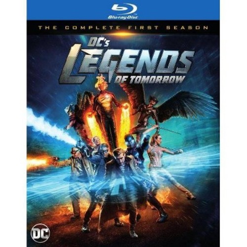 Dc's Legends Of Tomorrow:Complete Fir (Blu-ray)