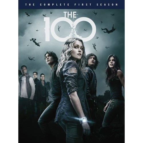 The 100: The Complete First Season [3 Discs] [DVD]
