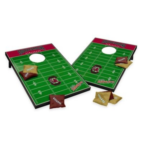 NCAA University of South Carolina Field Tailgate Toss Cornhole Game