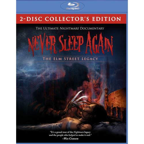 Never Sleep Again: The Elm Street Legacy [Blu-ray] [2010]