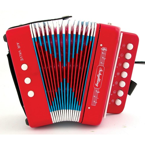 Accordion by Schylling