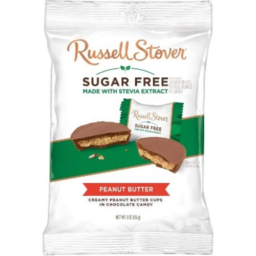 Russell Stover Peanut Butter Cups - 3oz