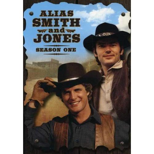 Alias Smith & Jones - Season One
