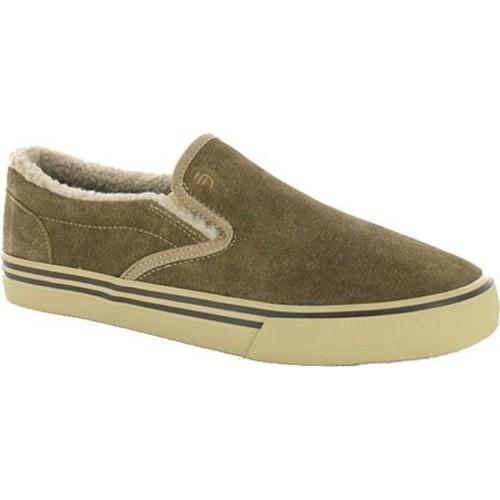 Crevo Men's Boone Dock Fashion Sneaker [Sand, 8 D(M) US]