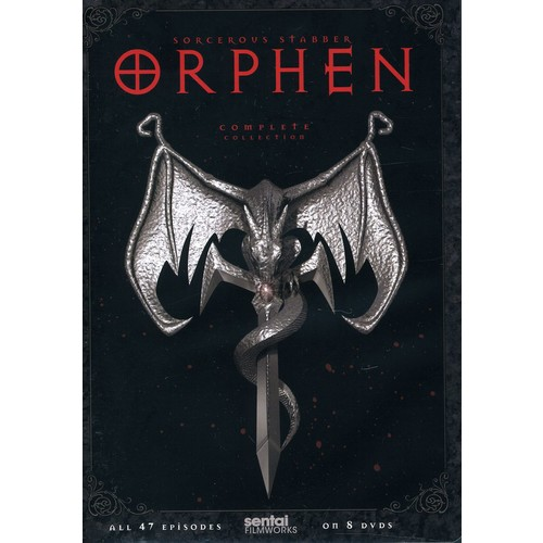 Orphen: Complete Collection [8 Discs]