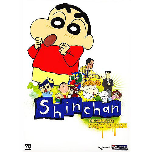 Shinchan: Season One [4 Discs] [DVD]