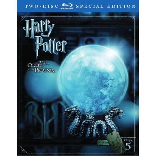 Harry Potter and the Order of the Phoenix (2-Disc Special Edition) (Blu-ray)