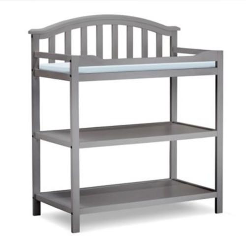 Sorelle Berkley Changing Table in Grey