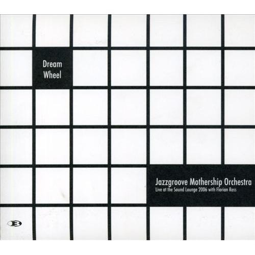 Dream Wheel: Live at the Sound Lounge with Florian Ross [CD]