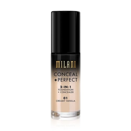 Milani Conceal + Perfect 2-in-1 Foundation Concealer Vanilla