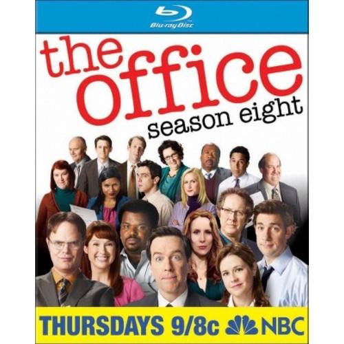 The Office: Season Eight (5 Discs) (Includes Digital Copy) (UltraViolet) (Blu-ray/DVD)