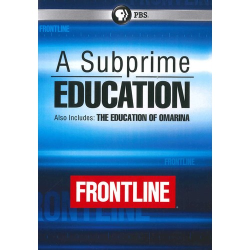 Frontline: A Subprime Education (DVD)