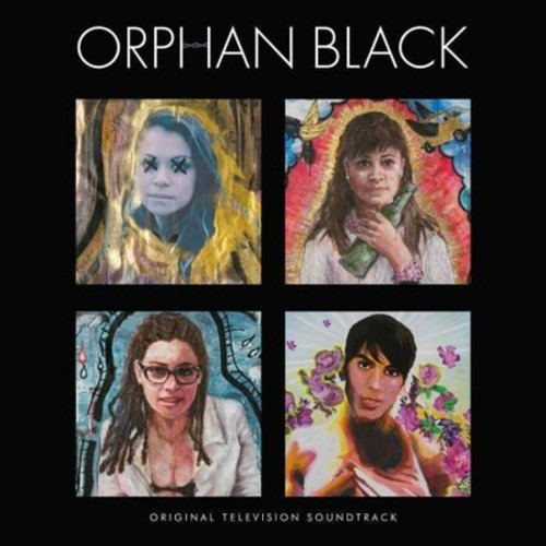 Original Television Soundtrack - ORPHAN BLACK / TV O.S.T. (Vinyl)