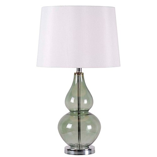 Kenroy Home McCauley Table Lamp in Spruce