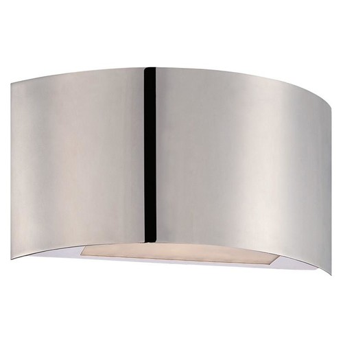 Vermeil Bathroom Vanity Wall Light [Finish : Polished Nickel]