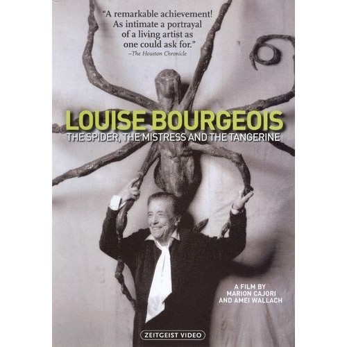 Louise Bourgeois: The Spider, the Mistress and the Tangerine [DVD] [2008]