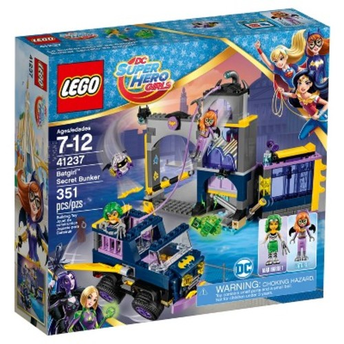 LEGO DC Comics Super Hero Girls Batgirl Secret Bunker 41237