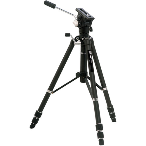 515QF Heavy Duty 3-Section Video Tripod System