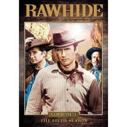 Rawhide: The Fifth Season, Vol. 1 [4 Discs]