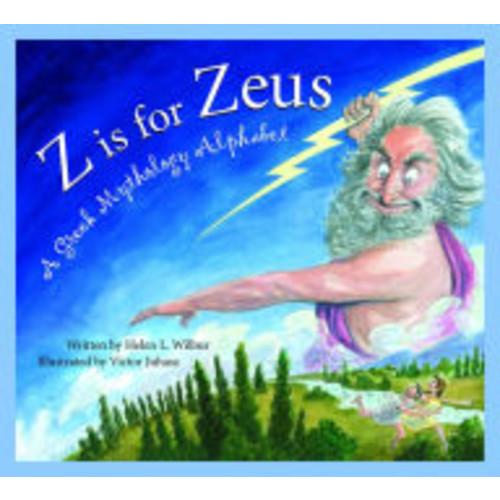 Z Is for Zeus: A Greek Mythology Alphabet (Sleeping Bear Alphabets Series)