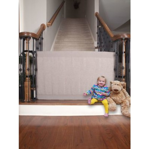 TheStairBarrier Banister to Banister Safety Gate; 32'' H x 36''- 42'' W